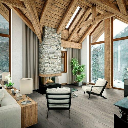 Swiss Floors Sync Chrome D3910 Eiche Lombardia